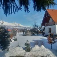 AAprivat Tatry, hotel poblíž Letiště Poprad-Tatry - TAT, Svit