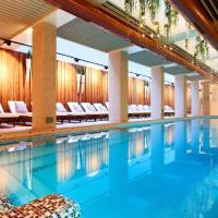 Lucky Bansko Aparthotel SPA & Relax, hotel in Bansko