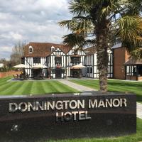 Donnington Manor Hotel, hotel in Sevenoaks