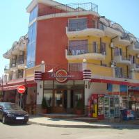 Hotel Bellisimo, hotel in Lozenets