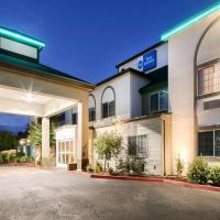 Best Western Woodland Inn, hotel in Woodland