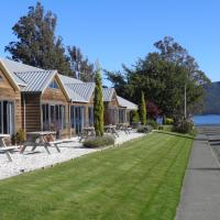 Lakefront Lodge, hotel in Te Anau