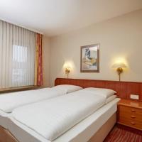 Novum Hotel Mannheim City, готель у місті Мангайм