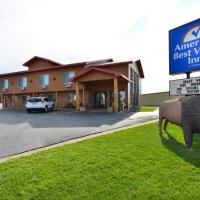 Americas Best Value Inn Wall