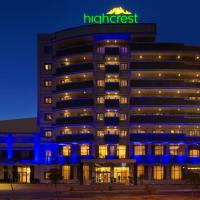 HighCrest Hotel, hotel in As Sulaymānīyah