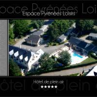 Espace Pyrenees Loisirs, hôtel à Argelès-Gazost