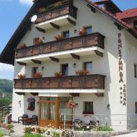 Pension Irina, hotel in Arefu