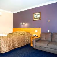 SunPalms Motel, hotel em Rockhampton