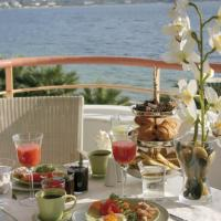 Over Sea Rooms & Villas, ξενοδοχείο στα Λουτρά Αιδηψού