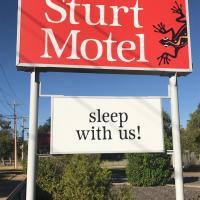 Sturt Motel, hotel in Broken Hill