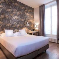 Hôtel Jeanne d'Arc Le Marais, hotel in Parijs