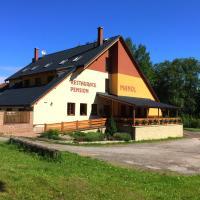 Pension Mandl, отель в городе Řetová