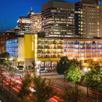Staypineapple, Hotel Rose, Downtown Portland, hotel in Portland