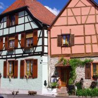 Gîte Meyer-Liss, hotel in Ribeauvillé