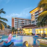 The Beach Heights Resort, отель в городе Ката-Бич