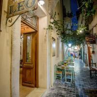 Leo Hotel, hotel in Rethymno