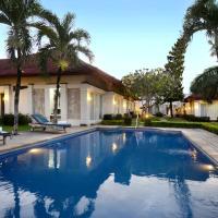 Bali Breezz Hotel, отель в Джимбаране