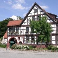 Hotel Goldener Hirsch, hotel in Suhl