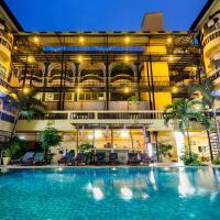 ジング リゾート & スパ、パタヤ・サウスのホテル