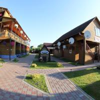 Готельний комплекс Між Трьох Озер, готель у Світязі