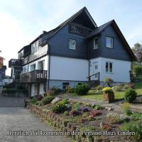 Pension Haus Linden, hotel in Winterberg