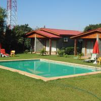 Planet Hotel HollyBum, отель в городе Lubumbashi