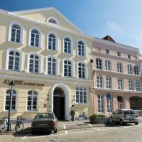 TOP CityLine Klassik Altstadt Hotel Lübeck, hotel in Lübeck