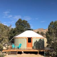 Escalante Yurts, hotel v destinaci Escalante