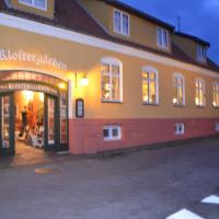 Pension Klostergaarden Hotel, hotel i Allinge