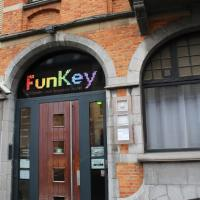 FunKey Hotel, hotel in Brussels