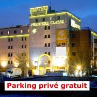 Premiere Classe Paris Ouest - Nanterre - La Defense, hôtel à Nanterre