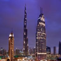 Address Boulevard, hotel in Dubai