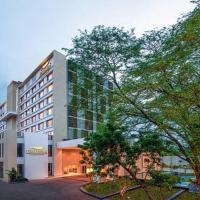 Feathers- A Radha Hotel, Chennai, hotell i Chennai