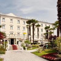 Hotel Terme Roma, отель в Абано-Терме
