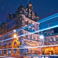 The Scotsman Hotel, hotell i Edinburgh