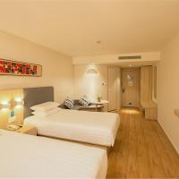 Hanting Hotel Haicheng Xinghai Street Wanda, отель в городе Haicheng