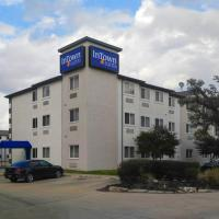 InTown Suites Extended Stay Austin Tx- Research Blvd, hotel in Jollyville