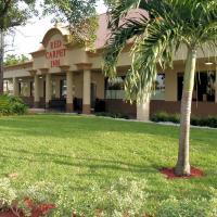 Red Carpet Inn Airport Fort Lauderdale, hôtel à Fort Lauderdale