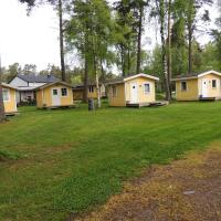 Alholmens Camping & Stugby, hotel in Sölvesborg