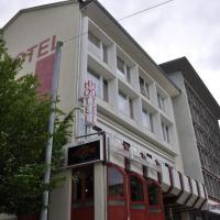 Hotel Restaurant Passage, hotel in Grenchen