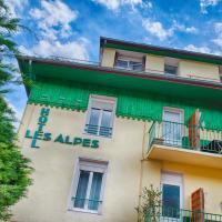 Hotel Les Alpes, hotel in Allevard