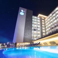 Hotel Whistle Lark, hotel in Jeju