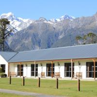 Mt Cook View Motel, hotel in Fox Glacier