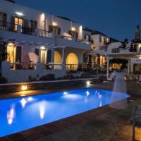 Ξενοδοχείο Νύμφες, ξενοδοχείο στις Καμάρες