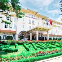 Du Parc Hotel Dalat, hotel in Da Lat