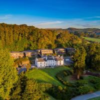 The Cornwall Hotel Spa & Lodges, hotel in St Austell