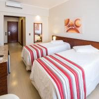Hotel Carlton Plaza, hotel em Poços de Caldas