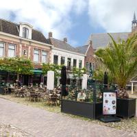 Hotel de Gulden Leeuw, hotel in Workum