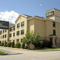 Extended Stay America - Boston - Tewksbury, hotel in Tewksbury
