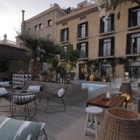 Hotel Oasis, hotel i Barcelona